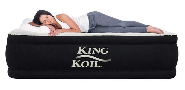 King Koil Queen Air Mattress